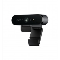 Logitech BRIO 4096 x 2160Pixel USB 3.0 Nero webcam