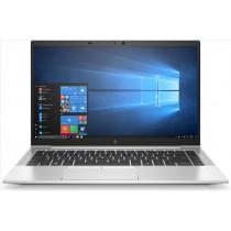 "HP EliteBook 840 G7 Computer portatile Argento 35,6 cm (14"") 1920 x 1080 Pixel Intel® Core™ i5 di decima generazione 8 GB DDR4-SDRAM 512 GB SSD Wi-Fi 6 (802.11ax) Windows 10 Pro"