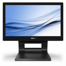 "Philips 162B9T/00 monitor piatto per PC 39,6 cm (15.6"") 1366 x 768 Pixel LCD Nero"