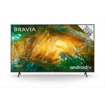 Sony KD-85XH80 | Android TV 85 pollici, Smart TV LED 4K HDR Ultra HD, con Assistenti Vocali integrati (Nero, Modello 2020)