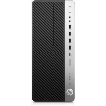 HP EliteDesk 800 G5 Intel® Core™ i7 di nona generazione i7-9700 16 GB DDR4-SDRAM 512 GB SSD Tower Nero PC Windows 10 Pro