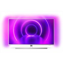 "Philips 43PUS8555/12 TV 109,2 cm (43"") 4K Ultra HD Smart TV Wi-Fi Argento"