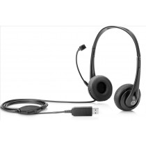 HP Cuffie stereo USB