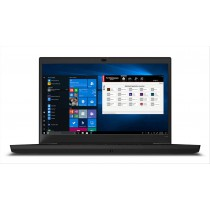 """Lenovo P15v DDR4-SDRAM Workstation mobile 39,6 cm (15.6"""") 1920 x 1080 Pixel Intel® Core™ i7 di decima generazione 16 GB 1000 GB SSD NVIDIA® Quadro® P620 Wi-Fi 6 (802.11ax) Windows 10 Pro Nero"""