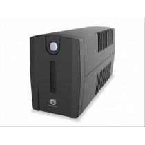 Conceptronic ZEUS01E gruppo di continuità (UPS) A linea interattiva 650 VA 360 W 4 presa(e) AC