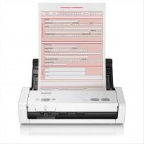 Brother ADS-1200 scanner 600 x 600 DPI Scanner ADF Nero, Bianco A4