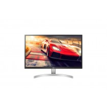 "LG 27UL500-W monitor piatto per PC 68,6 cm (27"") 4K Ultra HD LED Opaco Argento"