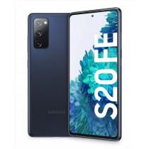 "Samsung Galaxy S20 FE , Display 6.5"" Super AMOLED, 3 fotocamere posteriori, 128 GB Espandibili, RAM 6GB, Batteria 4500mAh, Hybrid SIM, Navy"