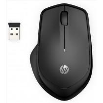 HP Silent 280M mouse Mano destra RF Wireless Ottico