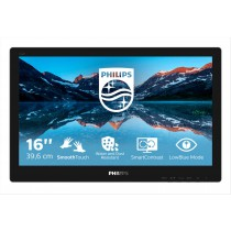 """Philips 162B9TN/00 monitor piatto per PC 39,6 cm (15.6"""") 1366 x 768 Pixel HD LCD Nero"""
