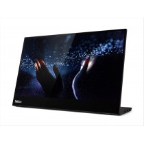 """Lenovo ThinkVision M14t 35,6 cm (14"""") 1920 x 1080 Pixel Full HD LED Nero"""