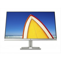 "HP 24f 23.8"" Full HD LED Piatto Nero, Argento monitor piatto per PC"