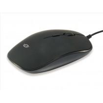 Conceptronic REGAS01B mouse USB Ottico 1200 DPI Ambidestro