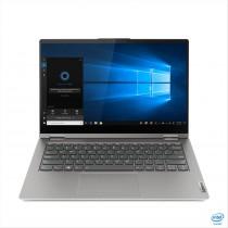 "Lenovo ThinkBook 14s Yoga Ibrido (2 in 1) 35,6 cm (14"") 1920 x 1080 Pixel Touch screen Intel Core i5-11xxx 16 GB DDR4-SDRAM 512 GB SSD Wi-Fi 6 (802.11ax) Windows 10 Pro Grigio"
