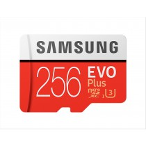 Samsung EVO Plus MB-MC256G 256GB MicroSDXC UHS-I Classe 10 memoria flash