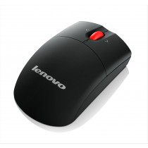 Lenovo Laser Wireless Mouse RF Wireless Laser 1600DPI Nero