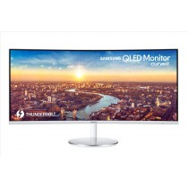 Samsung Monitor Curvo 21:9 WQHD da 34' con Thunderbolt™ 3 C34J791