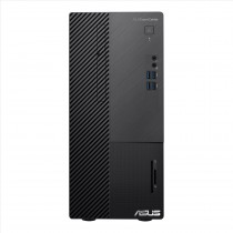 ASUS D500MA-310100081R i3-10100 Mini Tower Intel® Core™ i3 di decima generazione 4 GB DDR4-SDRAM 256 GB SSD Windows 10 Pro PC Nero