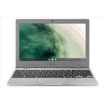 "Samsung Chromebook 4 29,5 cm (11.6"") 1366 x 768 Pixel Intel® Celeron® 4 GB LPDDR4-SDRAM 64 GB eMMC Wi-Fi 5 (802.11ac) Chrome OS Argento"