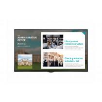 "LG 49SE3KE-B visualizzatore di messaggi 124,5 cm (49"") LED Full HD Digital signage flat panel Nero"