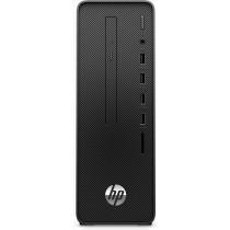 HP 290 G3 DDR4-SDRAM i3-10100 SFF Intel® Core™ i3 di decima generazione 4 GB 1000 GB HDD Windows 10 Pro PC Nero