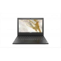 """Lenovo IdeaPad 3 Chromebook 29,5 cm (11.6"""") 1366 x 769 Pixel Intel® Celeron® N 4 GB LPDDR4-SDRAM 64 GB eMMC Wi-Fi 5 (802.11ac) Chrome OS Nero"""