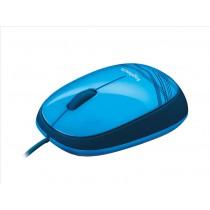 Logitech M105 mouse USB Ottico Ambidestro