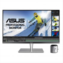 """ASUS PA32UC-K 32"""" 4K Ultra HD LED Piatto Grigio monitor piatto per PC"""