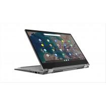 """Lenovo IdeaPad Flex 5 Ultraportatile 33,8 cm (13.3"""") 1920 x 1080 Pixel Touch screen Intel® Core™ i3 di decima generazione 4 GB DDR4-SDRAM 64 GB eMMC Wi-Fi 6 (802.11ax) Chrome OS Grafite, Grigio"""