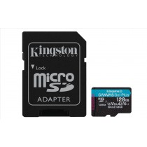 Kingston Technology Canvas Go! Plus memoria flash 128 GB MicroSD Classe 10 UHS-I