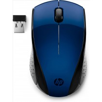 HP 220 mouse Ambidestro RF Wireless Blue LED 1600 DPI