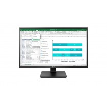 "LG 24BK550Y-B 24"" Full HD LED Piatto Nero monitor piatto per PC LED display"