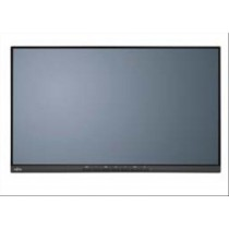 "Fujitsu E24-9 TOUCH 23.8"" Full HD LED Piatto Nero monitor piatto per PC"