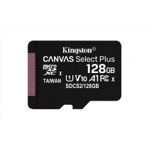 Kingston Technology Canvas Select Plus memoria flash 128 GB MicroSDXC Classe 10 UHS-I