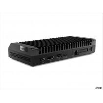 Lenovo ThinkCentre M75n AMD Ryzen 3 PRO 3300U 8 GB DDR4-SDRAM 256 GB SSD mini PC Nero Windows 10 Pro
