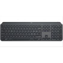Logitech MX Keys tastiera RF senza fili + Bluetooth QWERTY Italiano Nero