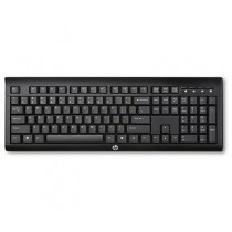 HP K2500 RF Wireless Nero
