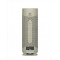 Sony SRS XB23 - Speaker bluetooth waterproof, cassa portatile con autonomia fino a 12 ore (Taupe)