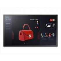 """Samsung LH43PMFXTBC visualizzatore di messaggi 109,2 cm (43"""") LED Full HD Touch screen Pannello piatto interattivo Nero"""