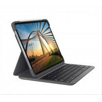Logitech Slim Folio Pro QWERTY Italiano Grafite Bluetooth