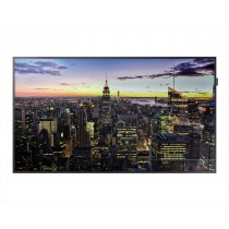"Samsung QM49F 124,5 cm (49"") LED 4K Ultra HD Pannello piatto per segnaletica digitale Nero"