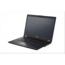 """Fujitsu LIFEBOOK U7410 Computer portatile Nero 35,6 cm (14"""") 1920 x 1080 Pixel Intel® Core™ i7 di decima generazione 16 GB DDR4-SDRAM 512 GB SSD Wi-Fi 6 (802.11ax) Windows 10 Pro"""