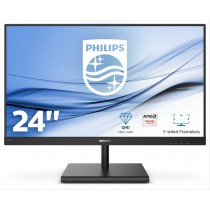 "Philips E Line 245E1S/00 LED display 60,5 cm (23.8"") 2K Ultra HD LCD Nero"