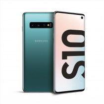 "Samsung Galaxy S10 SM-G973F/DS 15,5 cm (6.1"") 8 GB 512 GB Dual SIM ibrida Verde 3400 mAh"