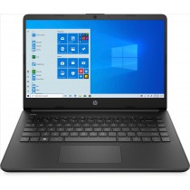 "HP 14s-fq0018nl Computer portatile 35,6 cm (14"") 1366 x 768 Pixel AMD Athlon 4 GB DDR4-SDRAM 64 GB eMMC Wi-Fi 5 (802.11ac) Windows 10 Home S Nero"