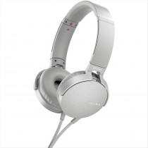 Sony MDR-XB550AP Padiglione auricolare Stereofonico Cablato Bianco auricolare per telefono cellulare