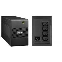 Eaton 5E650I A linea interattiva 650VA Torre Nero gruppo di continuità (UPS)