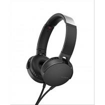 Sony MDR-XB550AP Padiglione auricolare Stereofonico Cablato Nero auricolare per telefono cellulare