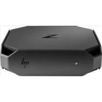 HP Z2 G4 Intel® Core™ i7 di ottava generazione i7-8700 16 GB DDR4-SDRAM 512 GB SSD Nero Mini PC Stazione di lavoro