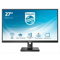 "Philips 276B1/00 monitor piatto per PC 68,6 cm (27"") 2560 x 1440 Pixel"